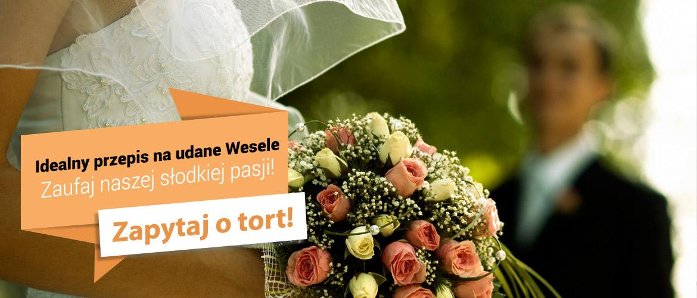 Torty weselne na zamówienie Łódź